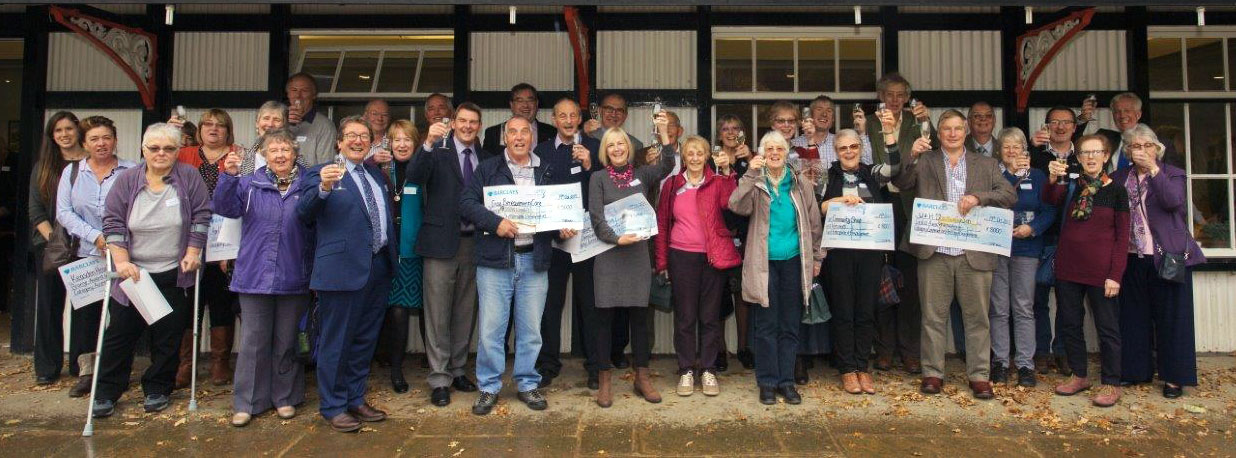 20 Award winners mark the 20th anniversary of Yorkshire Dales Millennium Trust