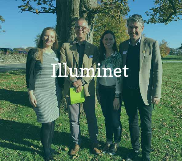 Illuminet supports tree planting in Yorkshire