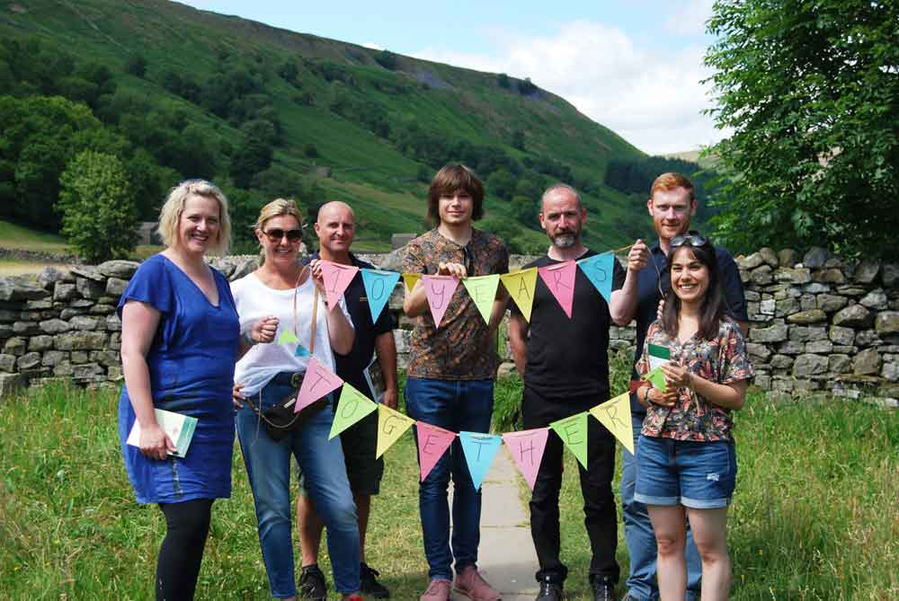 Players of People's Postcode Lottery support Yorkshire Dales Millennium Trust
