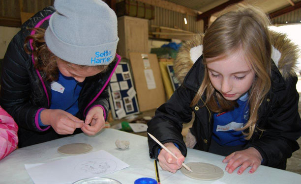'Schools Out' learning outdoors in the Yorkshire Dales