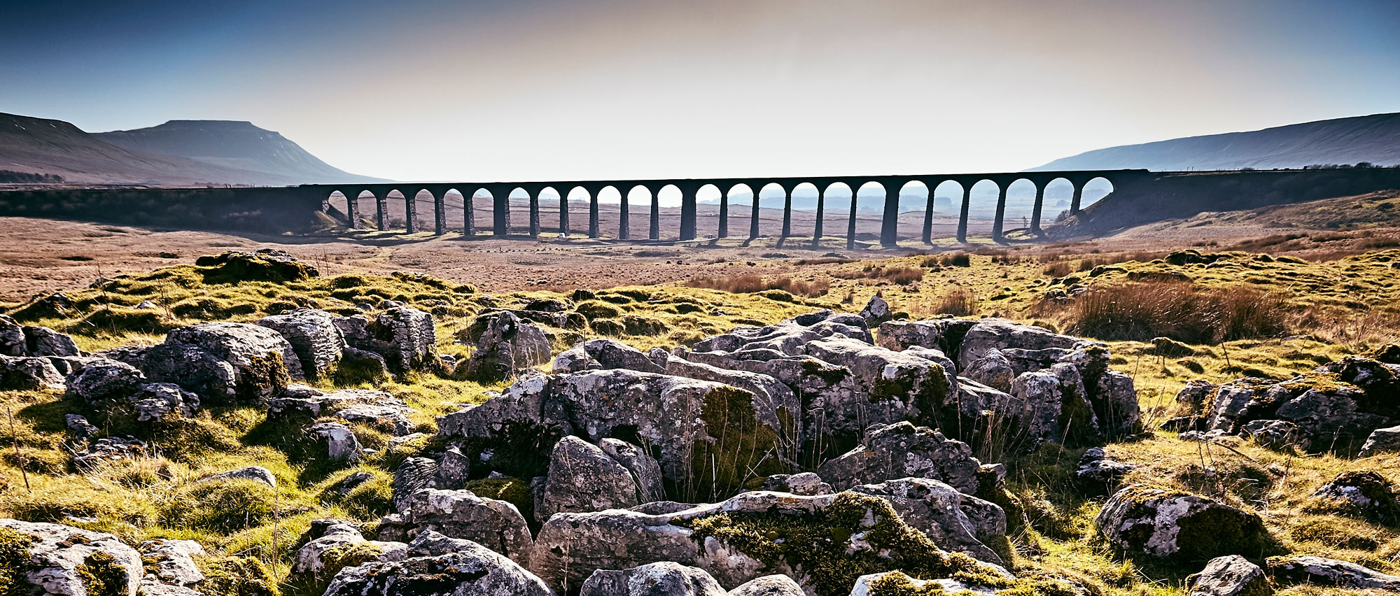 Ribblehead Viaduct by Paul Hunter